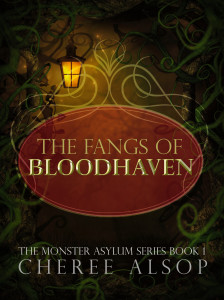 Monster Asylum 1 Book Cover
