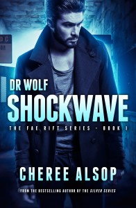 Dr Wolf Cover for Kindle